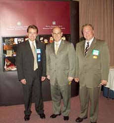 Royal Canadian Mint President and Sales Directors