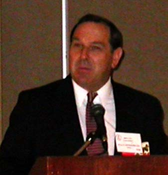 Walter Ostromecki, Governor of the American Numismatic Association