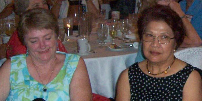 Cathie Dunn; Monina Regitko