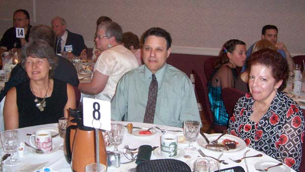 Mrs. McCormack, Ellie & Jim Heifetz