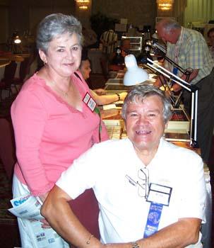 Lois Roger & Tom Clarke