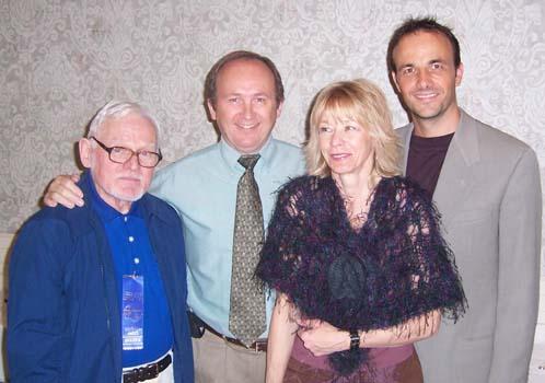 Albert Kaiser, Stan and Margaret Wright, Bill Diverse Equities Inc.