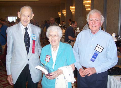 James and Mary Charlton; Bill Cross, The Charlton Press