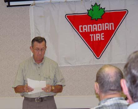Canadian Tire Coupon Collectors Club (CTCCC) Meeting