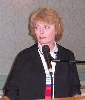 Patricia Jagger Finner, Governor of the American Numismatic Association