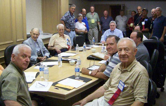 C.N.A. Executive Meeting