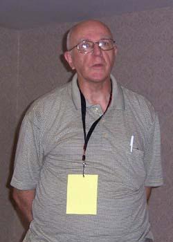 John Regitko, 2006 Convention Chairman