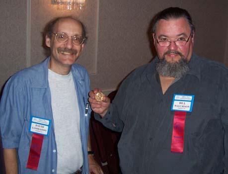 David Lombardo and Bill Waychison
