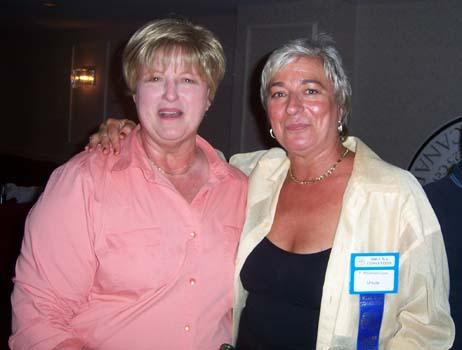 Mary Lou Kamb and Ursula McDonald