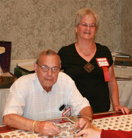 Bob and Joyce Armstrong, Bob Armstrong Coins