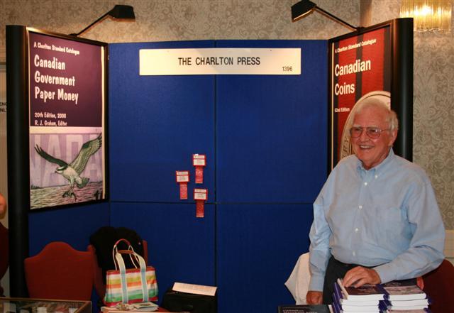 William (Bill) Cross, The Charlton Press