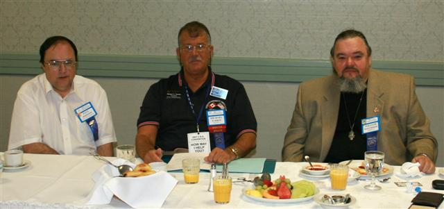 Paul Johnson, C.NA.. Executive Secretary; Michael