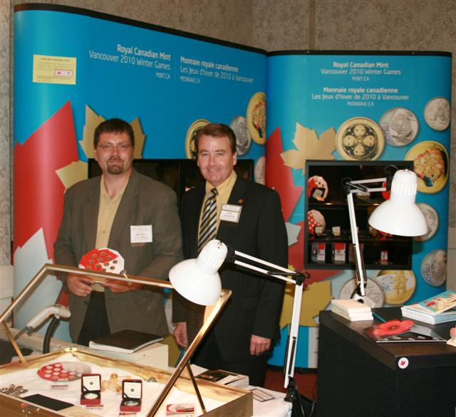Michel Gauthier and Ian Graham