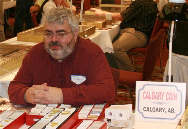 Robert Kokotailo Calgary Coin Gallery