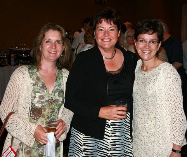 Mary-Anne Luzba, Karen Fiocca, Mary-Lynn Winkler