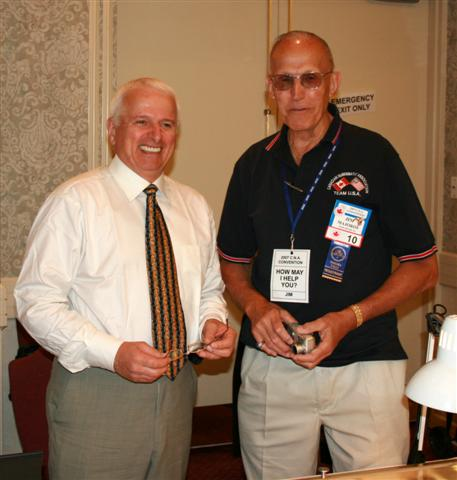 Michael Walsh, The Canadian Coinoisseur and Jim Majoros