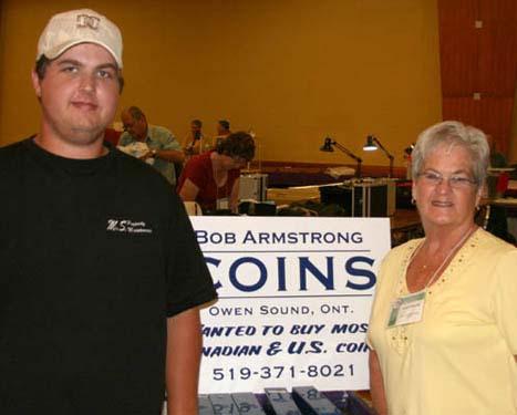 Joyce Armstrong, Bob Armstrong Coins