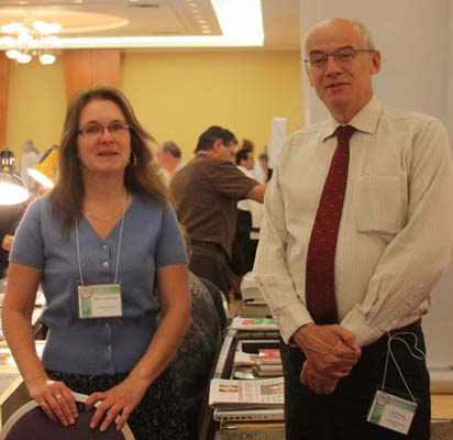 Mary-Anne Luzba and Bret Evans, Canadian Coin News