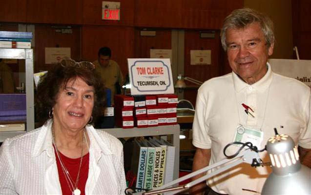 Margaret & Tom Clarke