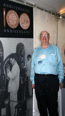 Stan Clute C.N.A. Past President