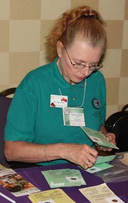 Patricia Jagger Finner