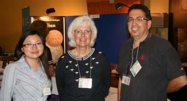 Cecily Mok, Susan Taylor and José Osio