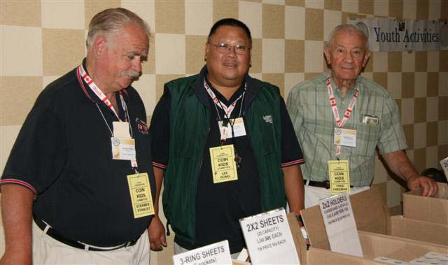 Michael Stanley, Lee Gong and Fred Freeman
