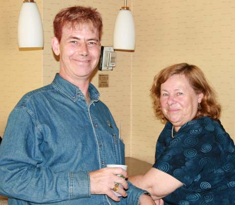Garth and Fran Wright
