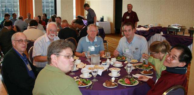 Victor Shewchuk, Ron Greene, Graham Esler, Ted Leitch, James Williston, ? and ?