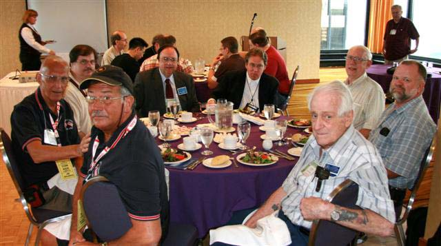 Michael Turrini, James Majoros, Tom Kennedy, Paul Johnson, Tony Hine, ?, Neil MaCaulay and Les Copan