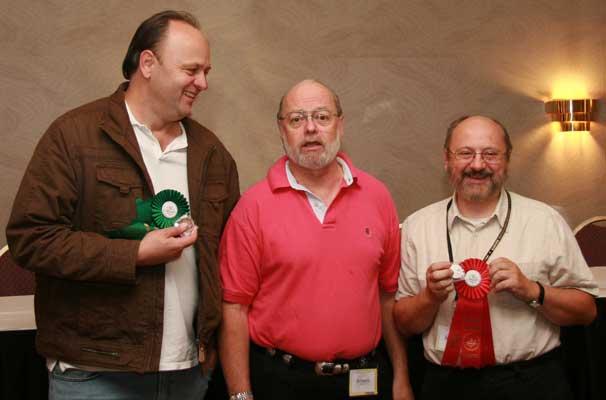 Category C - Canadian Medals Markus Molenda, Tim Henderson, Henry Nienhuis