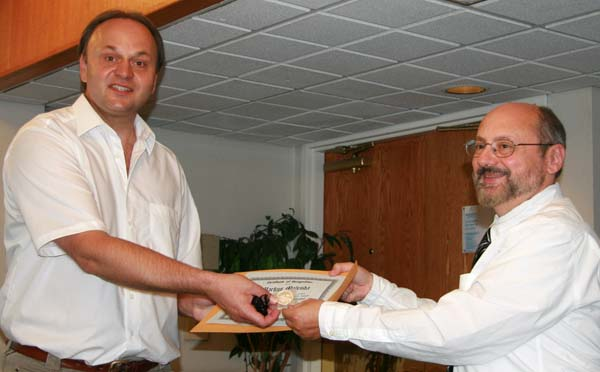 Markus Molenda and Henry Nienhuis