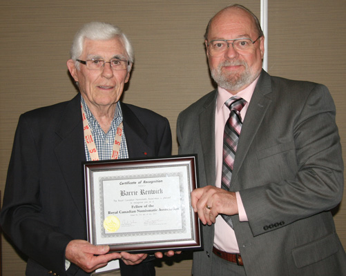 RCNA Fellow - Barrie Renwick
