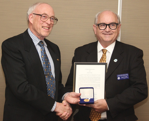 J. Douglas Ferguson Award - Daniel W. Gosling